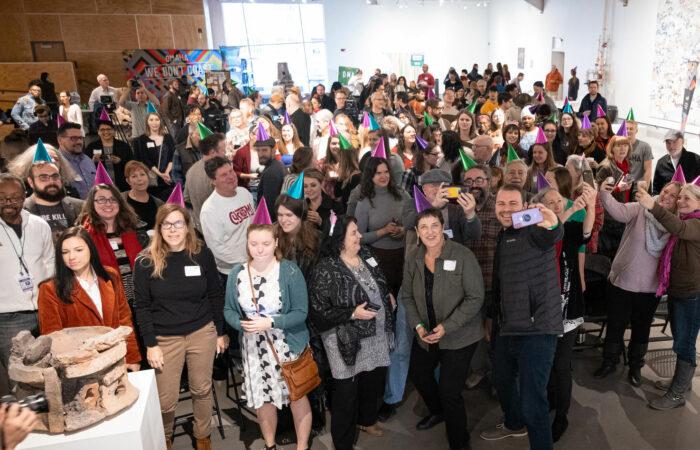 CreativeMornings/Omaha Birthday